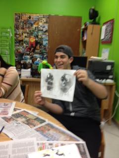 What do Rorschach, African Drumming and Jewelry Making Have in Common?